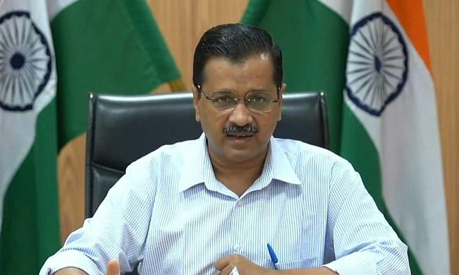Kejriwal pleas to migrants, lockdown to end soon