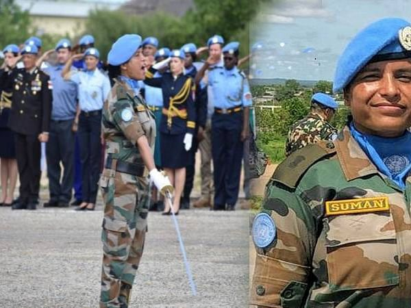 Indian gets UN award for Indian Major
