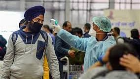 Two NRIs test positive for COVID in Punjab