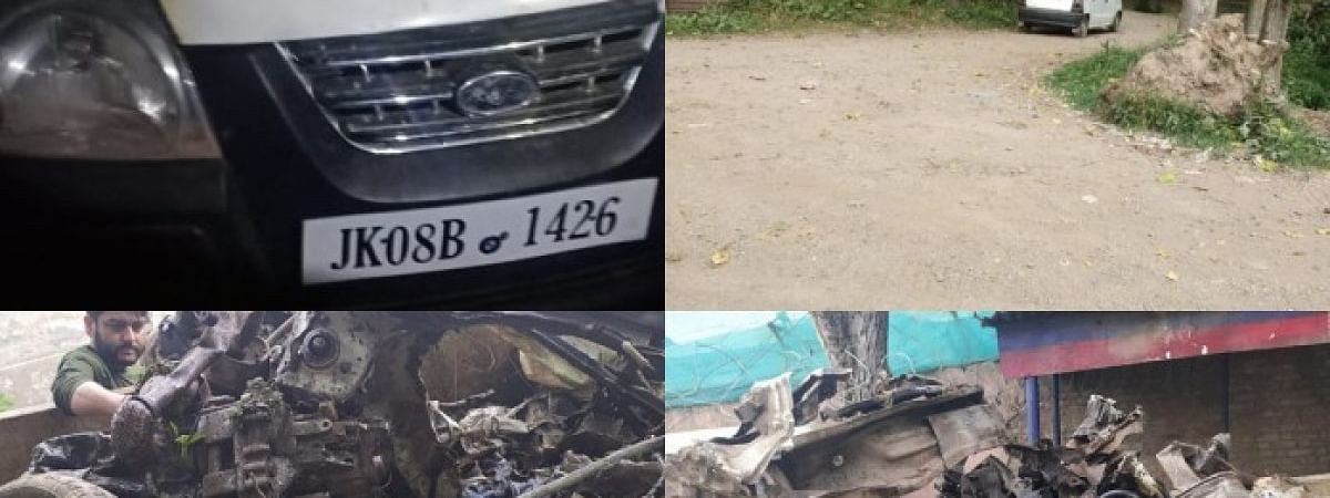 Car bomb attack foiled in Pulwama