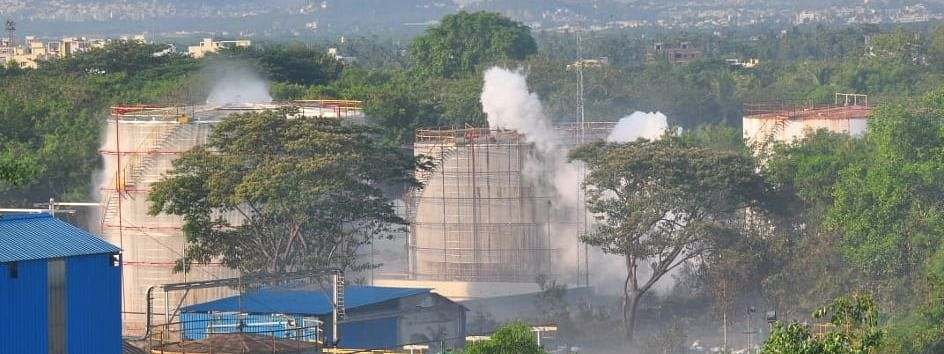 Gas leak plugged, situation under control: Minister