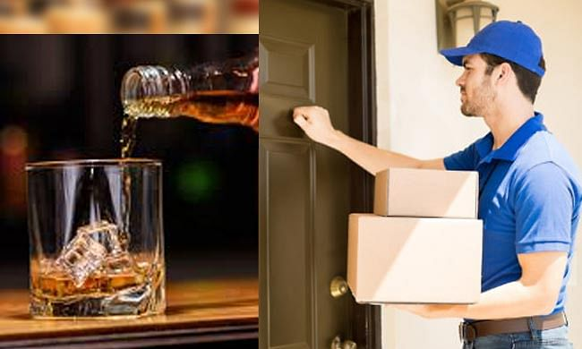 Odisha allows home delivery of liquor, imposes covid fee on sale of liquor