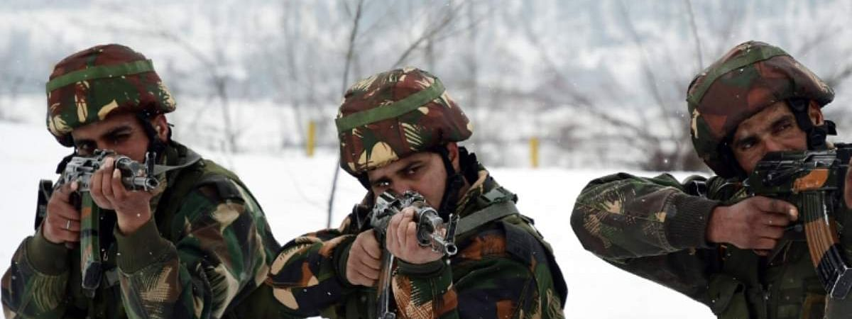 More troops deployed in Ladakh