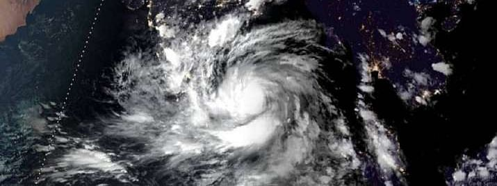 Cyclone Amphan to hit Odisha, Bengal