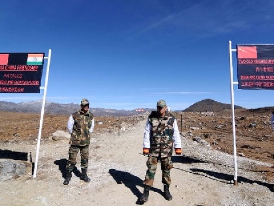 Indian, Chinese troops face-off in Sikkim