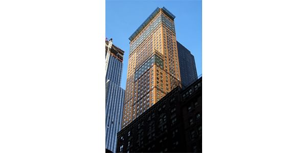 Carnegie Hall Tower in New York