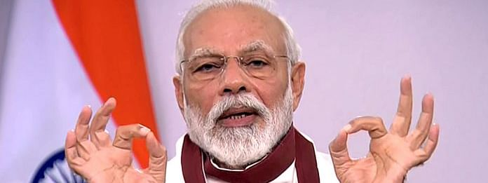 PM announces Economic package of Rs 20 lakh Cr.