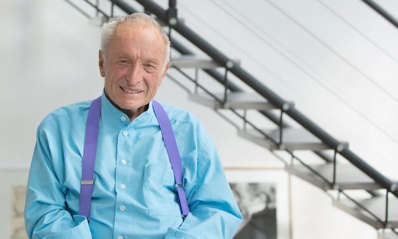 STARCHITECTS - Richard Rogers