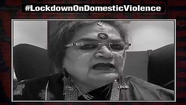 Akshara Centre launches Bengali version of Lockdown On Domestic Violence video