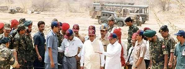 Goa CM remembers nuclear tests conducted in Pokhran