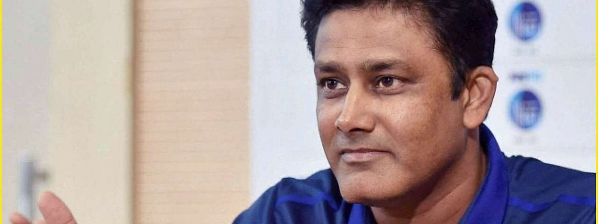 Only an interim measure: Kumble on ICC's decision to ban saliva amid COVID-19