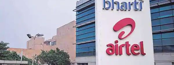 Bharti Airtel rallies 10.75 pc to Rs 596