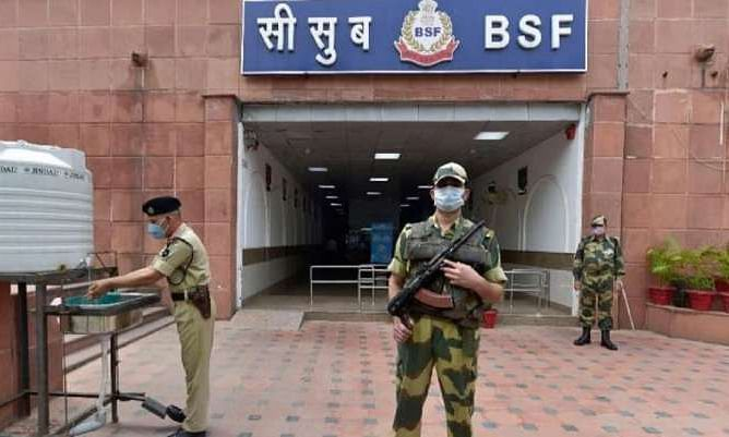 COVID-19: 24 BSF jawans test positive, 86 active cases in Tripura