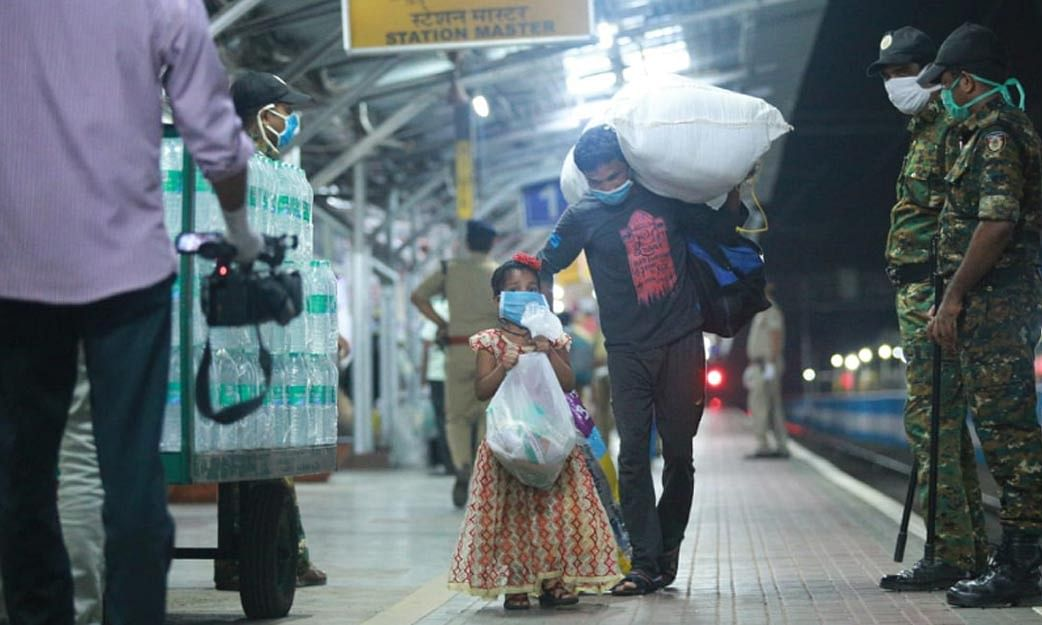 COVID-19 : Key projects in Kerala hit as migrant workers return home