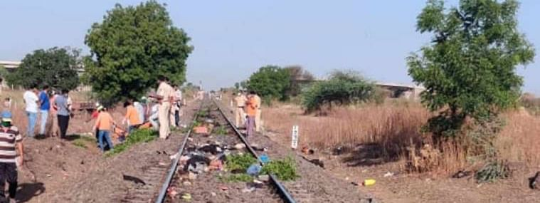 Railway Ministry orders probe into Maha rail accident