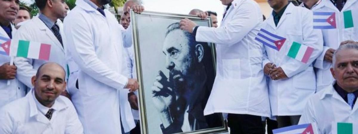 Cuban doctors win over Europe