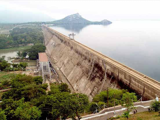 Mettur dam to open on June 12