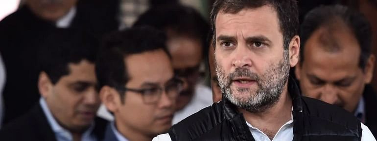 Country will lose if COVID fight is restricted to PMO: Rahul to Centre