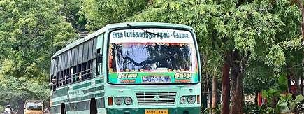 TNSTC employees protest against deduction of salary in Pondy