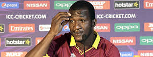 Speak in fight against racism; Sammy to cricketing fraternity