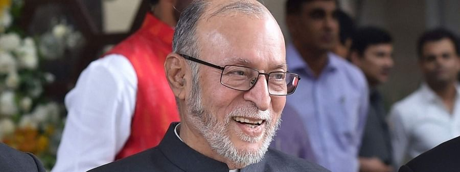 Baijal calls all-party meet to discuss COVID-19 situation in Delhi