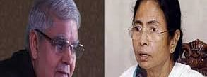 Bengal Guv and CM appeal to the people to save green by engaging in sapling planting