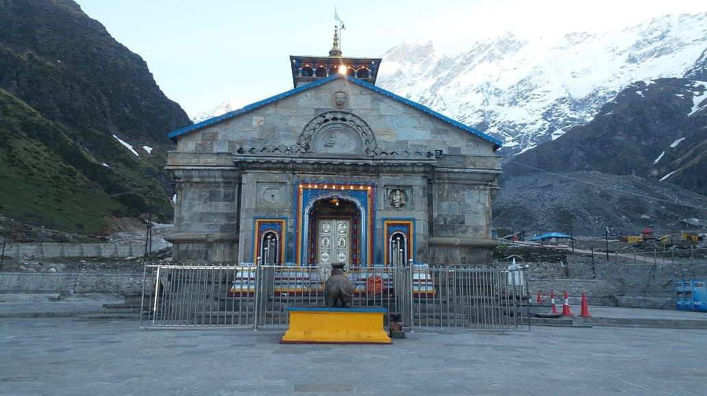 PM reviews of Kedarnath reconstruction project