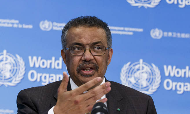 WHO head lauds US contribution to world health