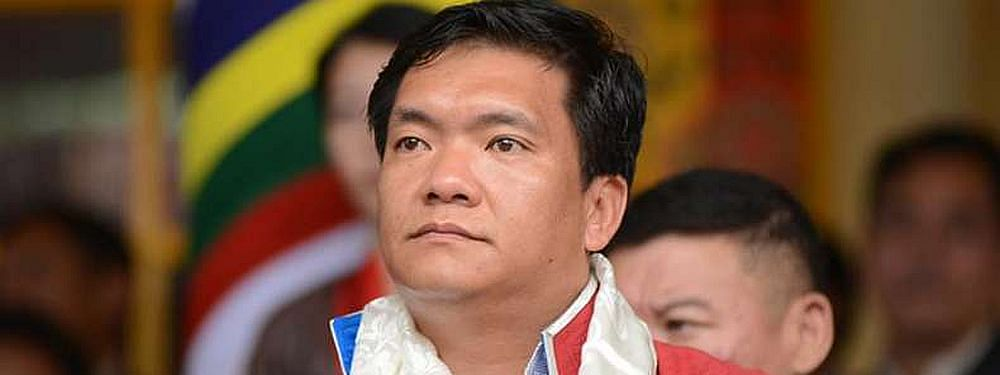 Khandu apprises Governor of measures taken by govt to contain COVID-19