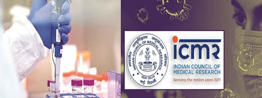 ICMR: 47,74,434 samples tested for COVID-19 till date