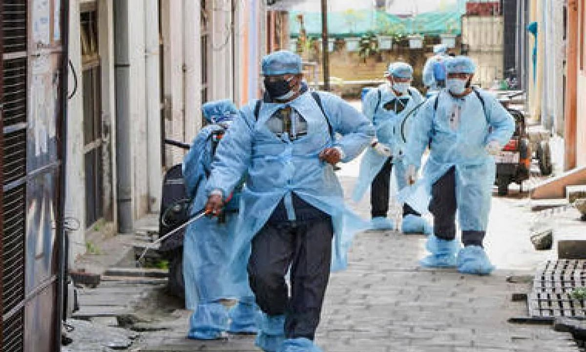 Maha: Covid-19 pandemic claims another life in Nagpur, death toll at 12
