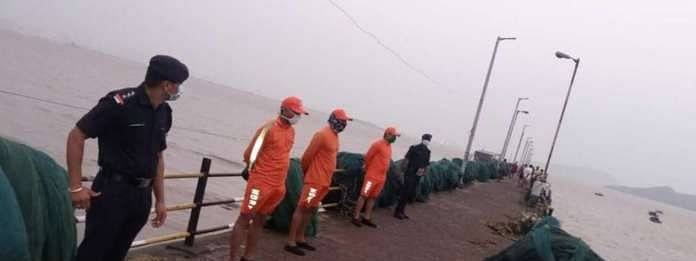 Nisarga Cyclone: Another NDRF team rushed to Thane district