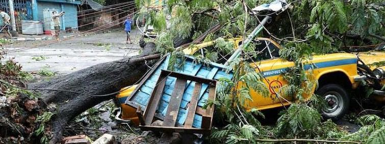 Central team begins surveying damages in South and North 24 Parganas