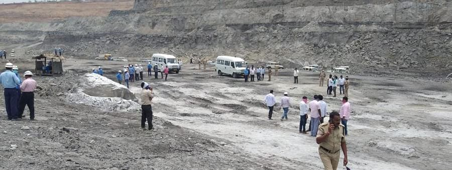 Four killed, 2 seriously injured in blast in Singareni opencast mine