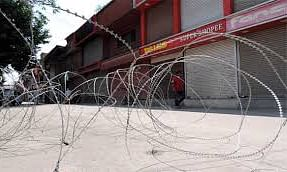 COVID-19: Restrictions to continue in Kashmir, violators to face the music