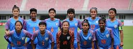 Women football team excited about India hosting 2022 AFC Women's Asian Cup