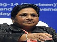 Centre should take all parties in confidence on border dispute with China: Mayawati