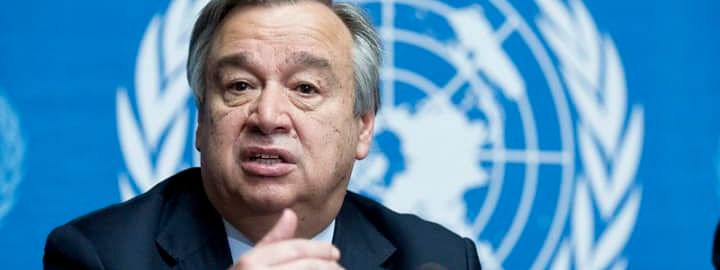 Caring for nature is essential to safeguard humanity: Guterres