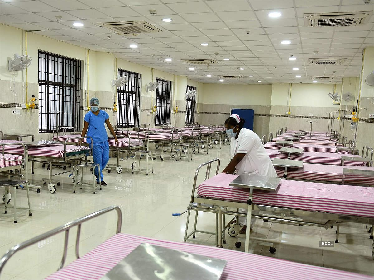 Difficult to have vacant beds ready if people keep coming to Delhi for treatment: Jain