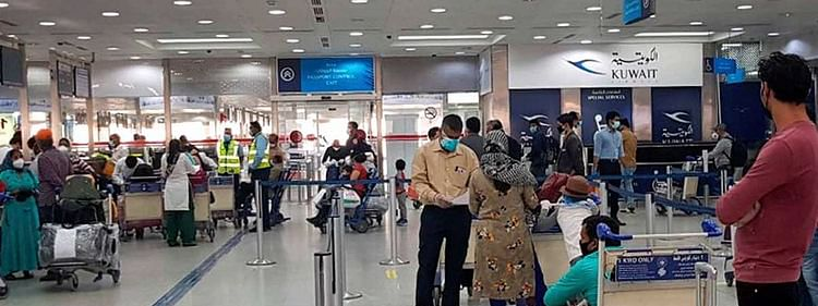 COVID-19: Kuwait reports 877 new cases