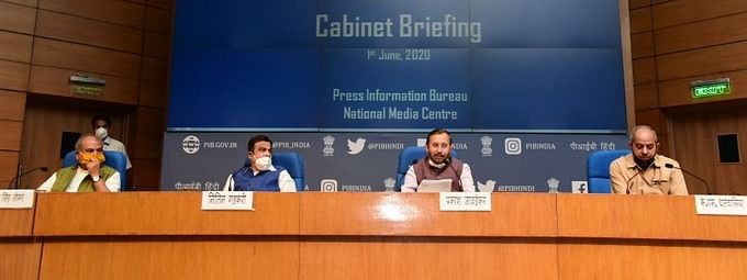 Cabinet approves upward revision of MSME definition for implementing two packages