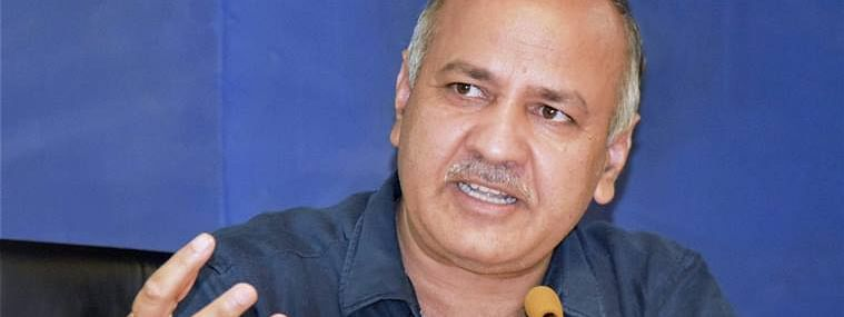 Sisodia addresses 'Cities Against COVID 19 - Global Summit 2020'