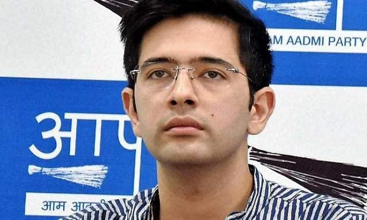 RML Hospital giving out erroneous COVID positive test results: Raghav Chadha