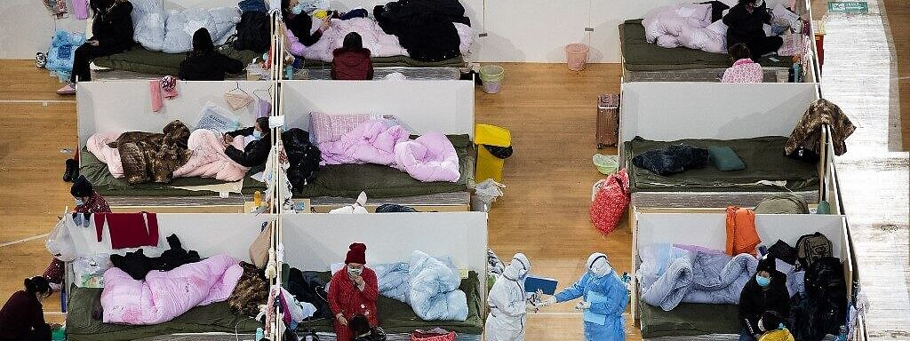 Satellite images of Wuhan hospitals suggest Covid outbreak began in Aug: Research