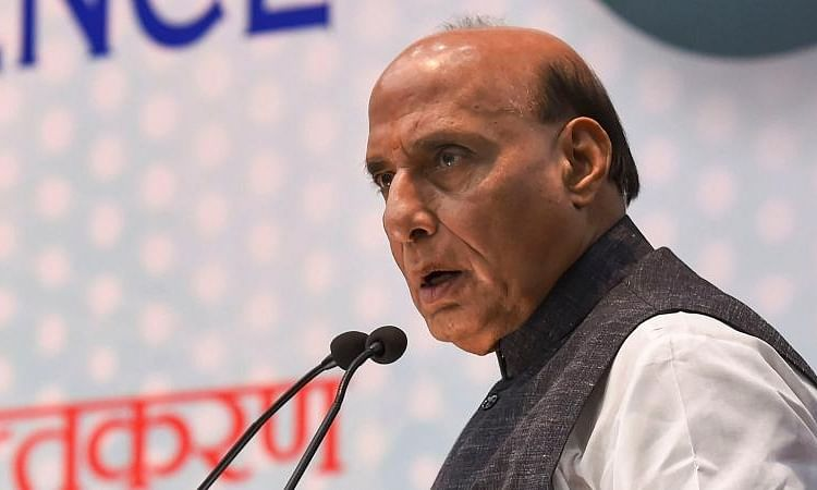 LAC talks positive, says Rajnath Singh