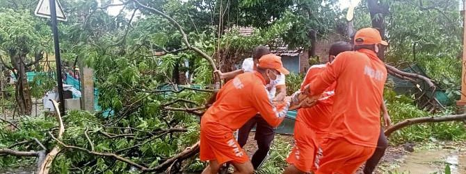 Cyclone Nisarga claims lives, leaves behind trail of damage in Jalgaon