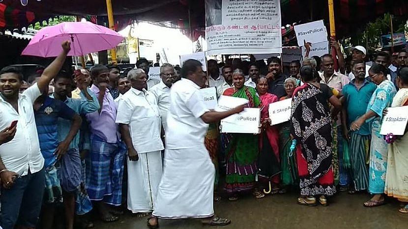 তামিলনাড়ুর কাট্টুপাল্লি বন্দর সম্প্রসারণের বিরোধিতায় #StopAdaniSaveChennai ট্রেন্ডিং ট্যুইটারে