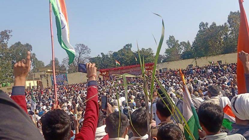 শান্তিপূর্ণ সমাবেশ, মতপ্রকাশের অধিকার সুরক্ষিত থাকা উচিত - কৃষি আন্দোলনে ট্যুইট UN Human Rights-এর