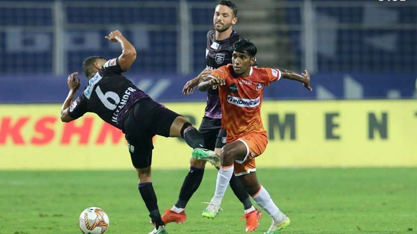 ISL: টানা ৬ ম্যাচ পর ওড়িশার বিরুদ্ধে জয়ের রাস্তায় ফিরলো এফসি গোয়া