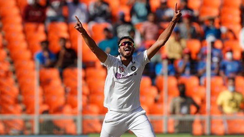 মোতেরায় স্পিনের ভেল্কিতে দু'দিনেই শেষ তৃতীয় টেস্ট, ১০ উইকেটে জয় ভারতের